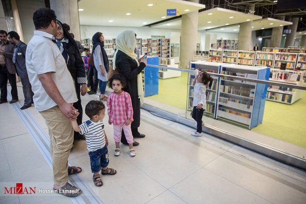 باغ کتاب تهران افتتاح شد18