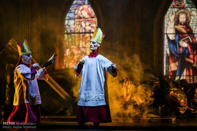 مسرحية أوبرا العرائس في طهران 19