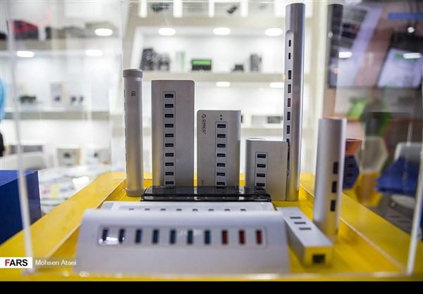 طهران .. المعرض الدولي الـ ۲۳ للالكترونيات والكومبيوتر 19