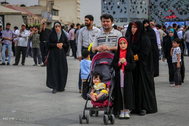 اليوم الوطني للعفاف والحجاب في ايران 2