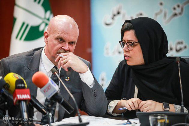طهران .. مؤتمر مكافحة العواصف الترابية 2