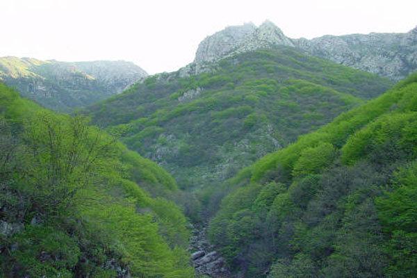 الطبيعة في ايران ..الجبل الأخضر فی آذربيجان الشرقية 2