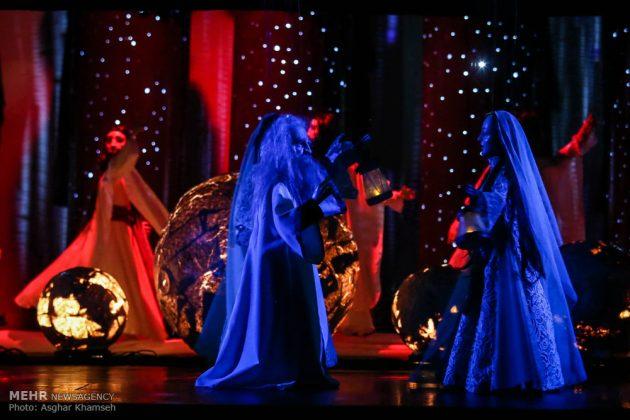 مسرحية أوبرا العرائس في طهران 2