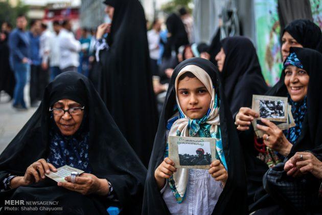 اليوم الوطني للعفاف والحجاب في ايران 20
