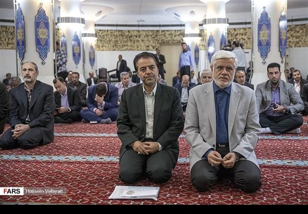 مجلس تأبين ضحايا الحادث الارهابي في البرلمان الايراني 20