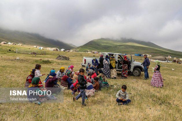 مصيف قوش غولو الساحر شمال غرب ايران 20