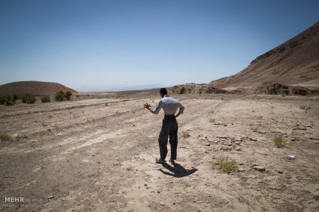 عقدان من الجفاف في خراسان الجنوبية 20
