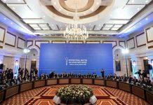 الدول الضامنة للهدنة في سوريا تصف نتائج محادثات استانا بالايجابية