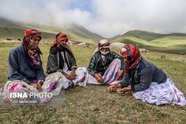 مصيف قوش غولو الساحر شمال غرب ايران 21