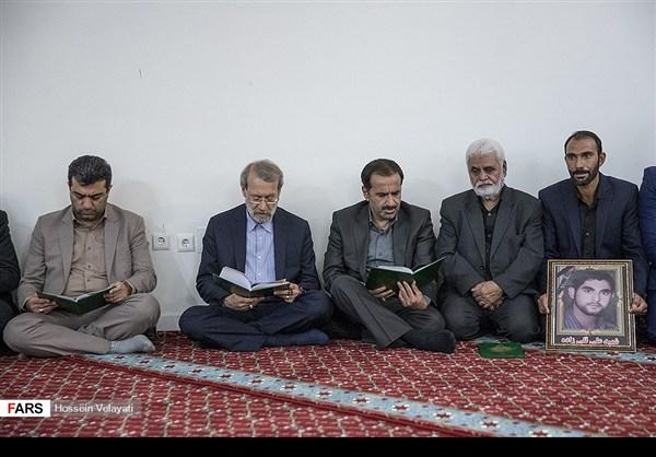مجلس تأبين ضحايا الحادث الارهابي في البرلمان الايراني 21