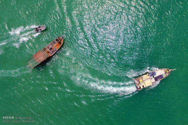 """احتفال """"نوروز الصياد"""" في جزيرة قشم الايرانية 21"""