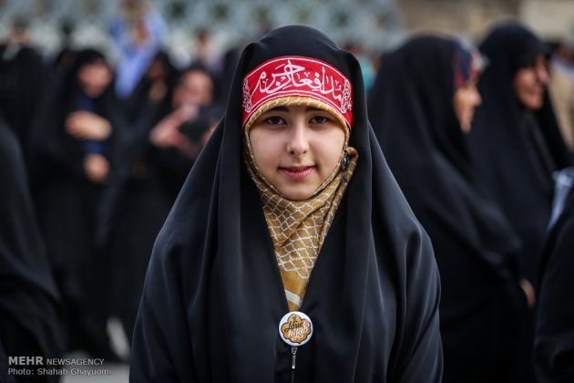 اليوم الوطني للعفاف والحجاب في ايران 21
