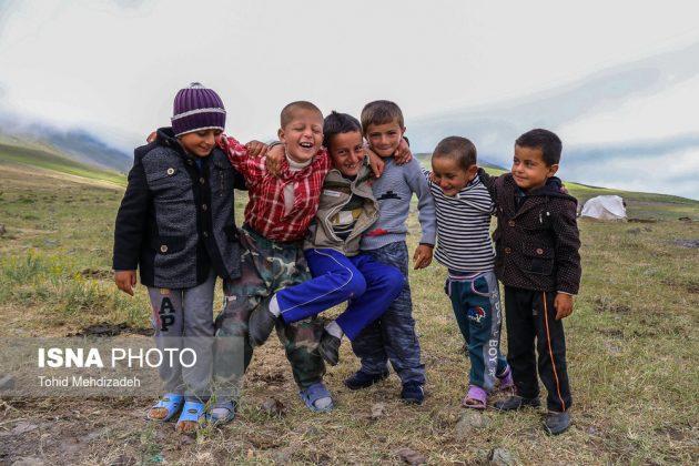 مصيف قوش غولو الساحر شمال غرب ايران 23