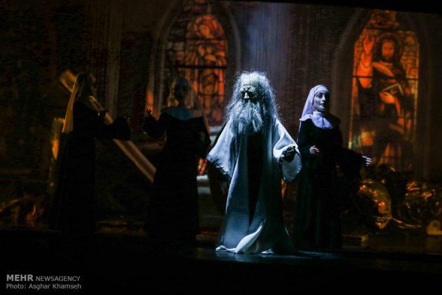 مسرحية أوبرا العرائس في طهران 23
