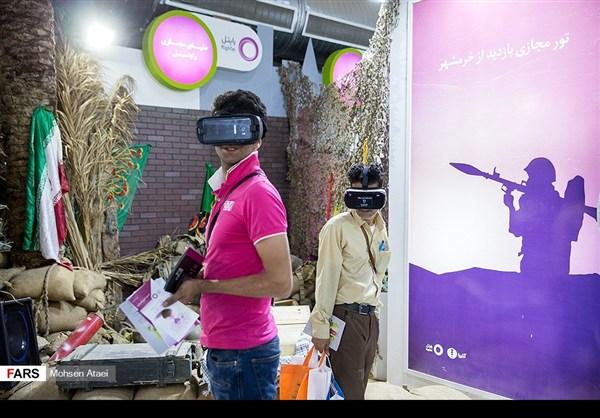 طهران .. المعرض الدولي الـ ۲۳ للالكترونيات والكومبيوتر 24