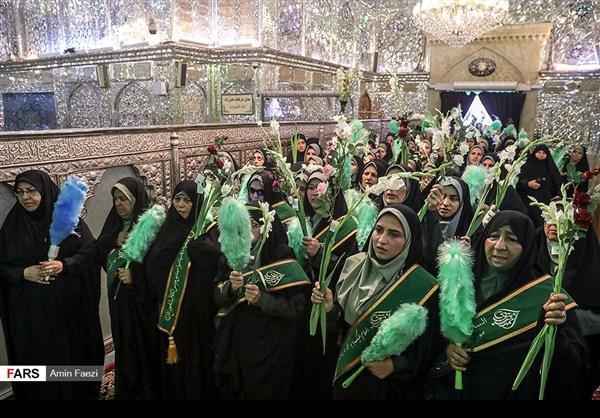مرقد السيد احمد بن الامام الكاظم(ع) في شيراز 24