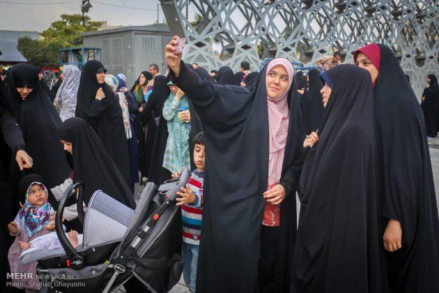 اليوم الوطني للعفاف والحجاب في ايران 24