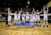 سيدات ايران يشاركن في أول بطولة دولية لكرة السلة
