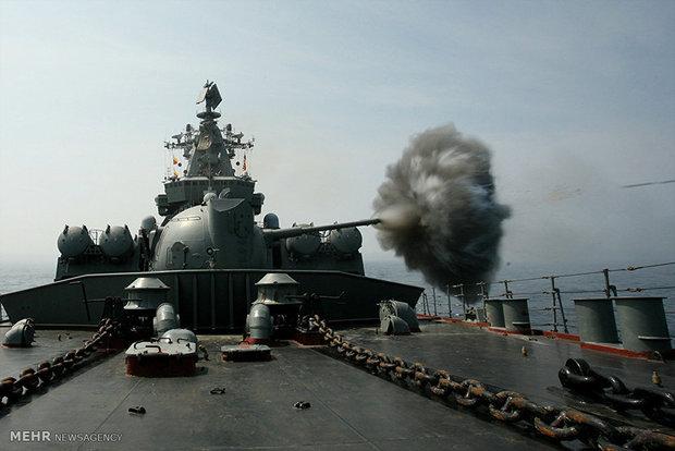 ايران ترسل بارجتين حربيتين للمشاركة بمسابقات جيوش العالم