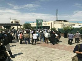 سماع دوي اطلاق نار في مترو جنوب طهران