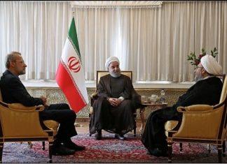 السلطات الايرانية الثلاث تبحث اخر المستجدات المحلية والاقليمية والدولية