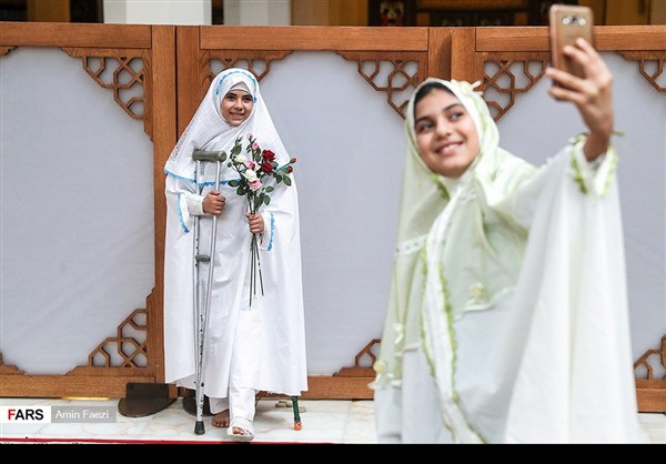 مرقد السيد احمد بن الامام الكاظم(ع) في شيراز 27
