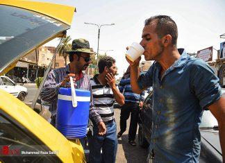 مدينة أهواز تحترق !27