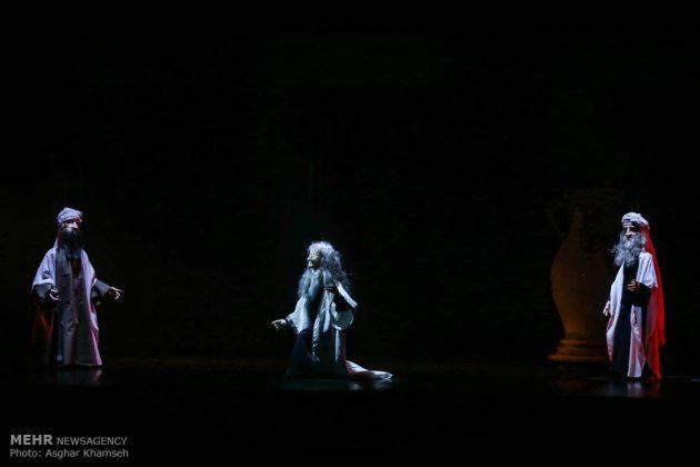 مسرحية أوبرا العرائس في طهران 27