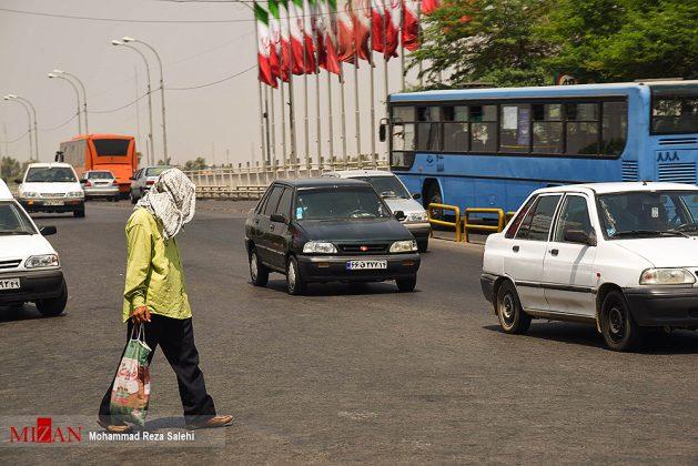 مدينة أهواز تحترق !28