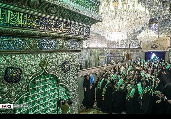 مرقد السيد احمد بن الامام الكاظم(ع) في شيراز 28
