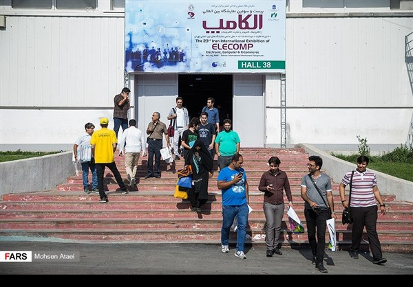 طهران .. المعرض الدولي الـ ۲۳ للالكترونيات والكومبيوتر 29