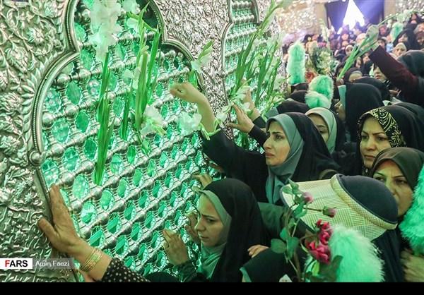 مرقد السيد احمد بن الامام الكاظم(ع) في شيراز 29