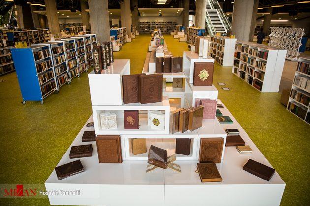 باغ کتاب تهران افتتاح شد3