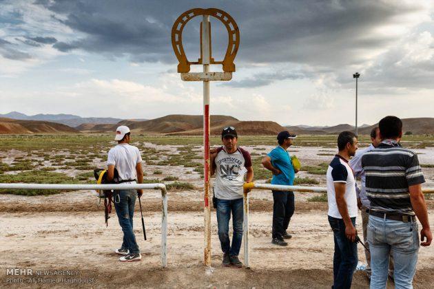 ایران .. سباق الخيل في آذربيجان الشرقية 3