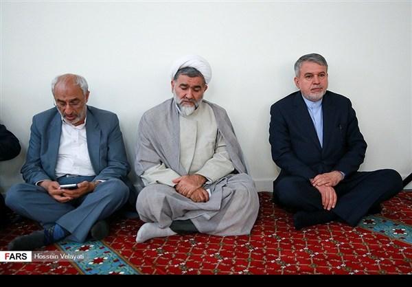 مجلس تأبين ضحايا الحادث الارهابي في البرلمان الايراني 3