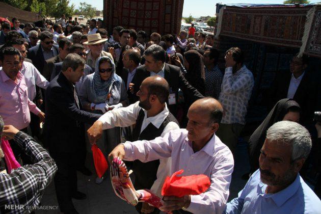 """ممثلو اليونسكو بصدد تسج3يل""""كليم"""" الايراني عالمياً"""