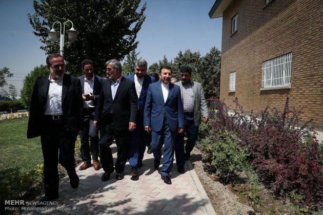 طهران .. حديقة العلم وتكنولوجيا المعلومات3