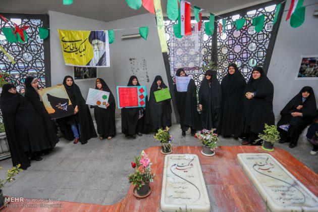 اليوم الوطني للعفاف والحجاب في ايران 33