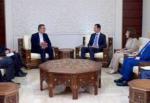 Recent Elections Boost Iran's World Reputation: Syria's Assad