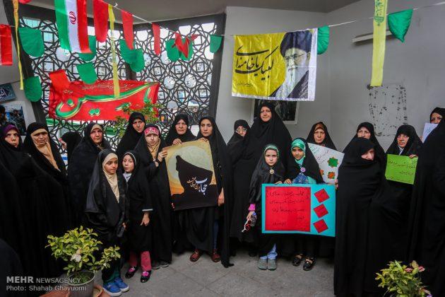 اليوم الوطني للعفاف والحجاب في ايران 35