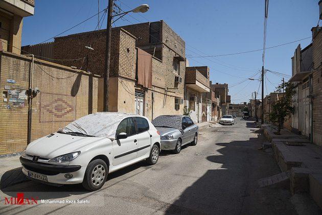 مدينة أهواز تحترق !39