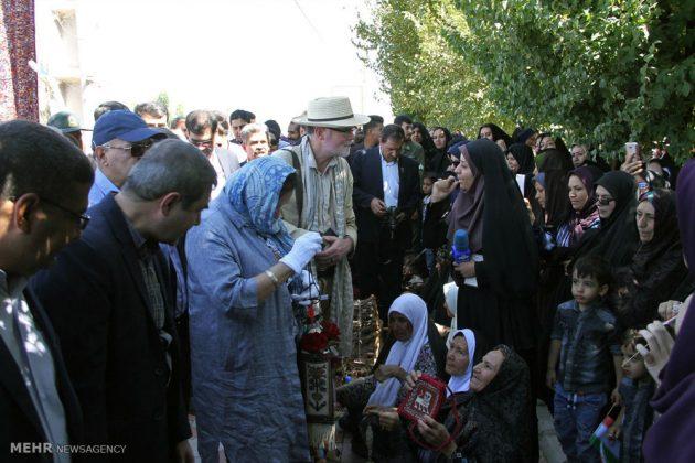 """ممثلو اليونسكو بصدد تسجيل""""كليم"""" الايراني عالمياً4"""