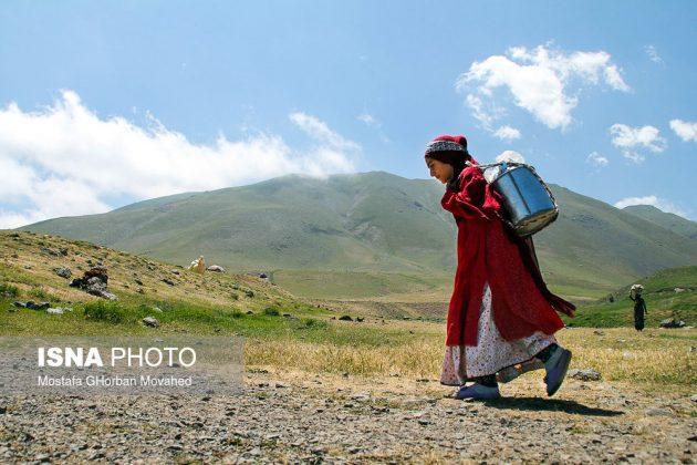 مصيف قوش غولو الساحر شمال غرب ايران 3