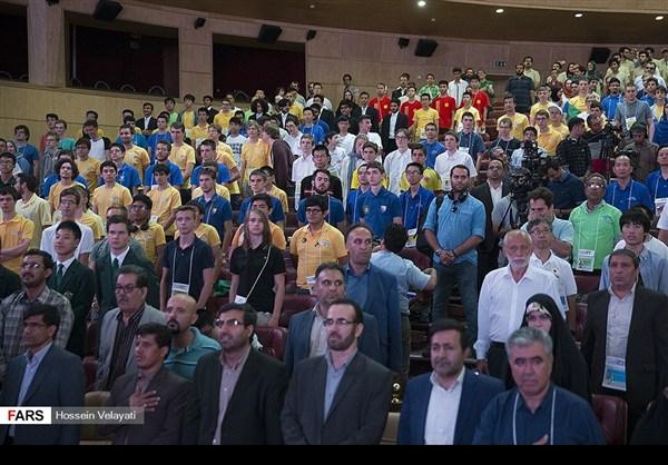مراسم افتتاح اولمبياد 4الحاسوب ٢٠١٧