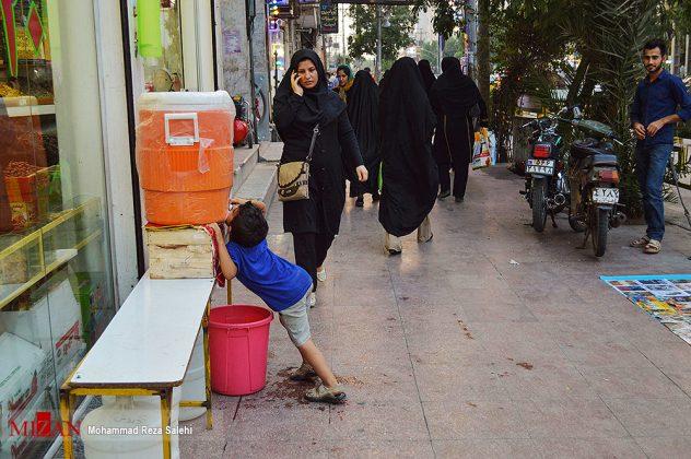 مدينة أهواز تحترق !5