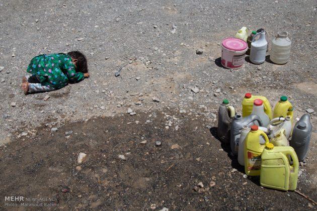 عقدان من الجفاف في خراسان الجنوبية 5