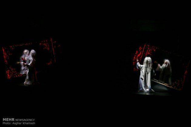 مسرحية أوبرا العرائس في طهران 5