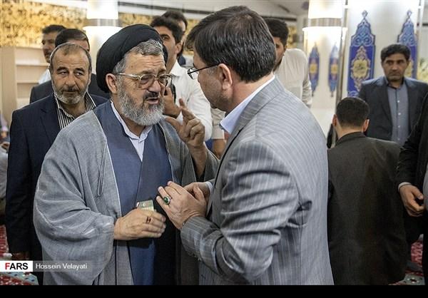 مجلس تأبين ضحايا الحادث الارهابي في البرلمان الايراني 5