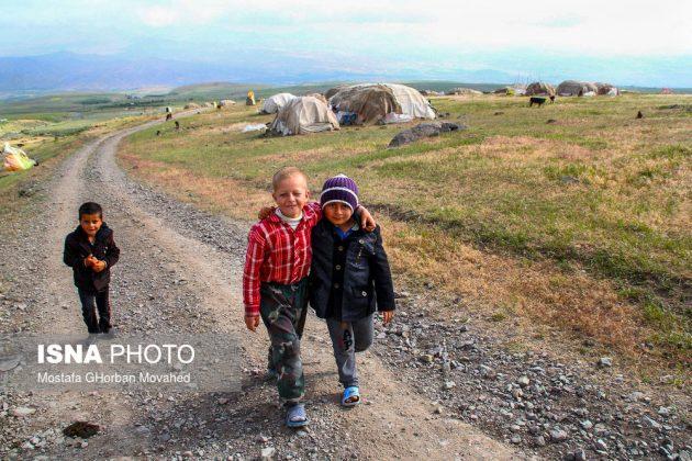 مصيف قوش غولو الساحر شمال غرب ايران 4
