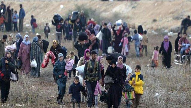 بازگشت حدود نیم میلیون آواره سوری به کشورشان